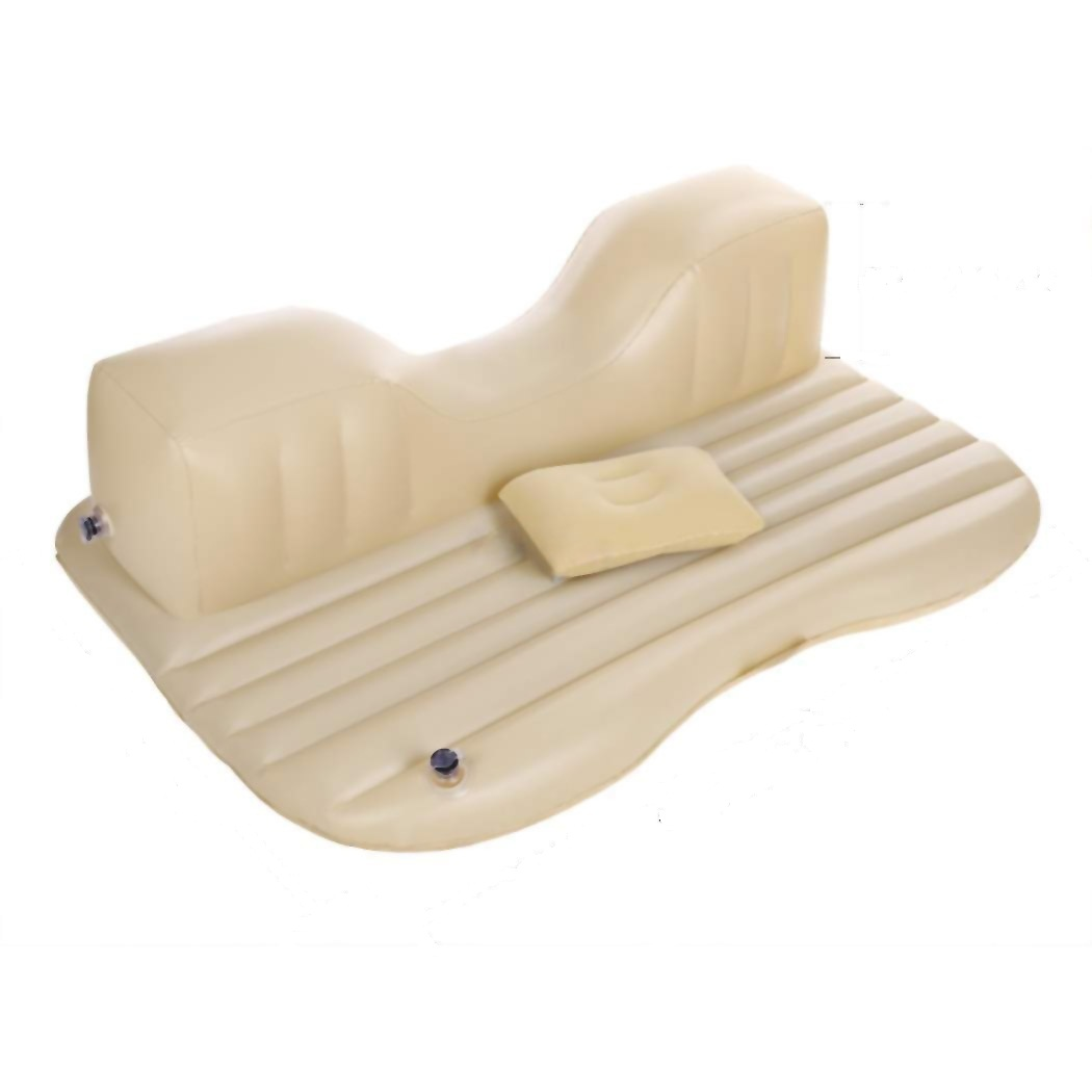 Back Seat Bed Xelectron Car Inflatable Bed With Electric Pump Pillow Puncture