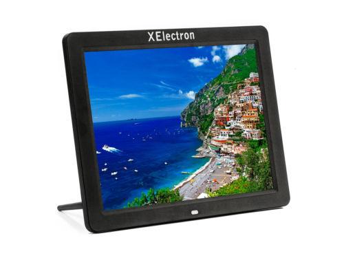 XElectron 12 inch Digital Photo Frame with Remote | XElectron