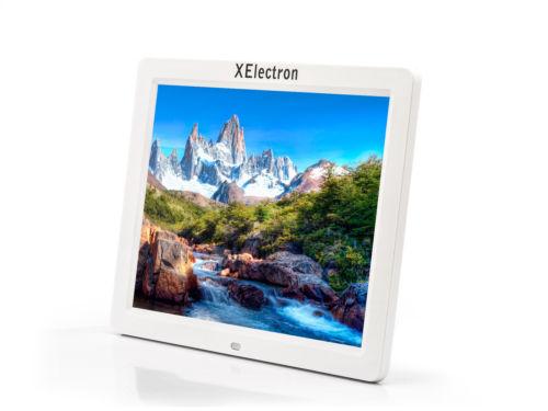 XElectron 12 Inch Digital Photo Frame with Remote   XElectron