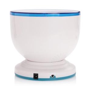 XElectron-Romantic Ocean Waves Projector Night Lamp Speaker_ 01