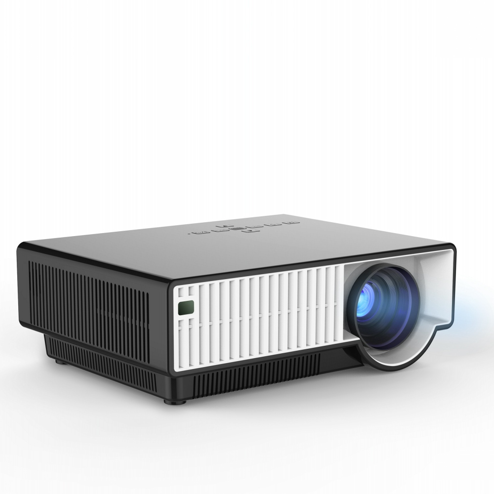 Xelectron uc 104 hd 150 2500 lumens led projector xelectron for Hd projector