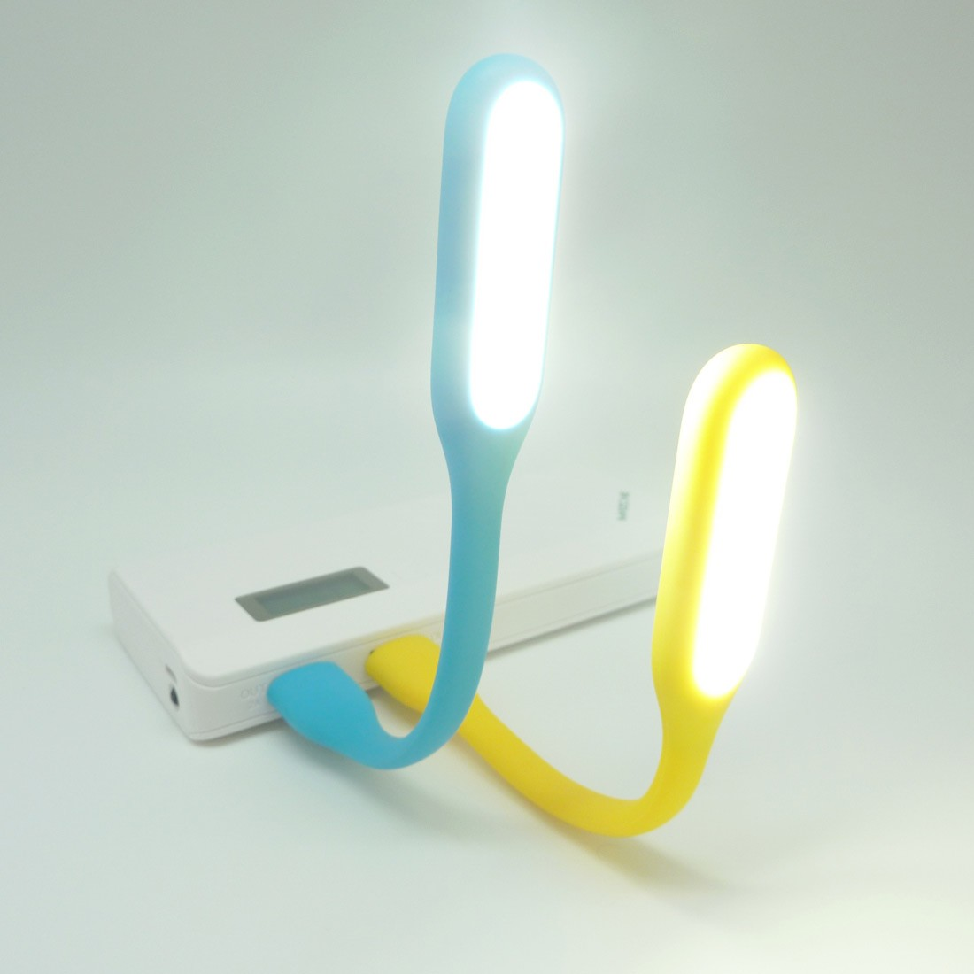 Xelectron Portable Flexible Usb Led Light Lamp Blue