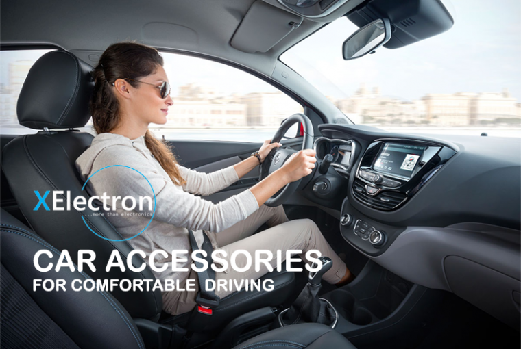 XELECTRON CAR ACCESSORIES