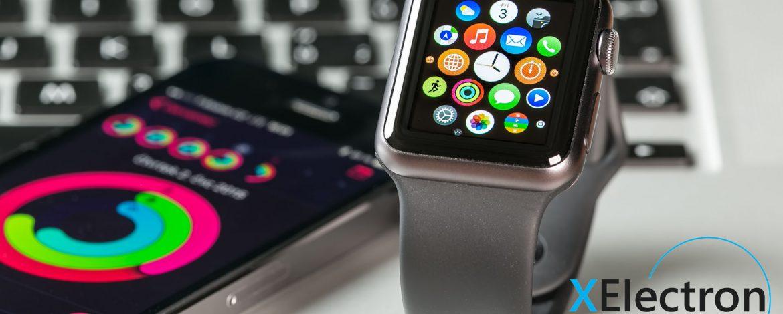 XElectron S79 Smart Watch Phone – Black